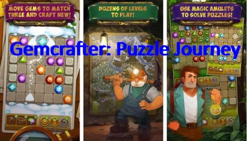 Gemcrafter: Puzzle Journey + MOD