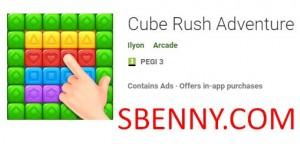 Cube Rush Adventure + MOD