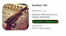 Broadway: 1849 + MOD