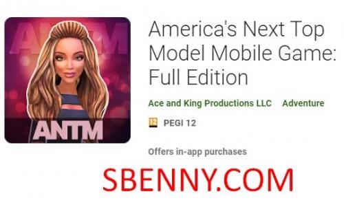 O próximo jogo móvel da America Top Model: Full Edition + MOD