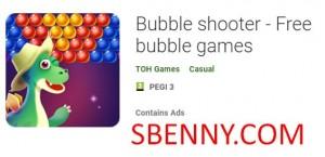 Bubble Shooter - Juegos de burbujas gratis + MOD