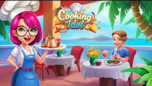 Cooking Idol - A Chef Restaurant Cooking Game + MOD