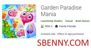 Garden Paradise Mania + MOD