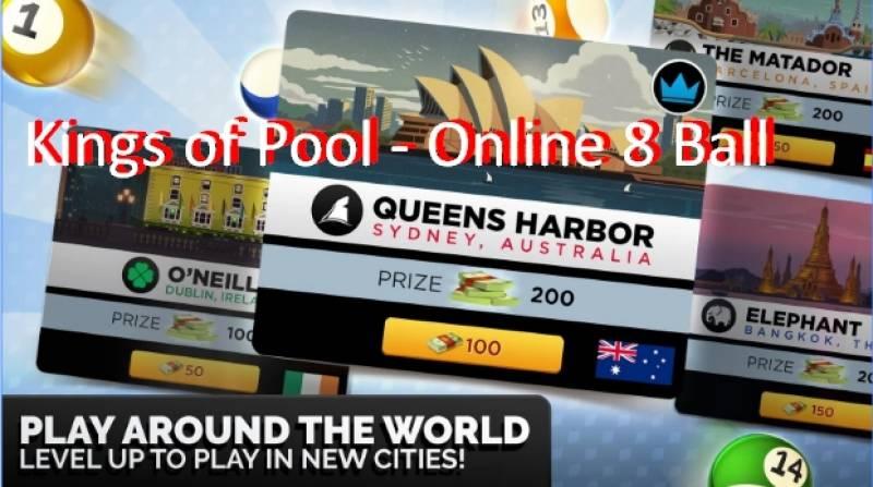 Kings of Pool - Online 8 Ball + MOD
