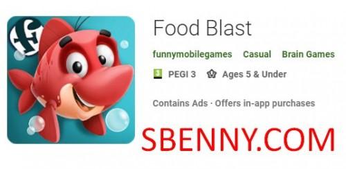 Food Blast + MOD