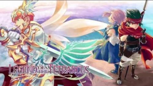 RPG Legend of the Tetrarchs + MOD