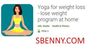 Йога для похудения - программа похудения дома + MOD