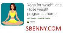 Yoga pour perdre du poids - programme de perte de poids à la maison + MOD