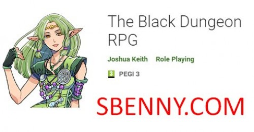 The Black Dungeon RPG + MOD
