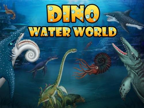 Jurassic Dino Water World + MOD