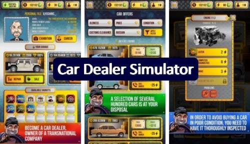 Car Dealer Simulator + MOD