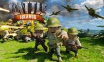 Ilhas de batalha + MOD