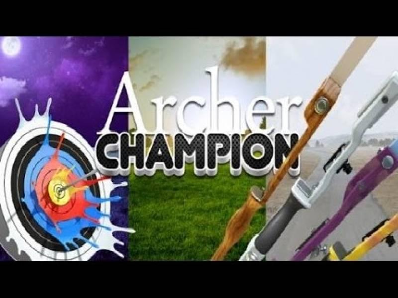 Archer Champion + MOD