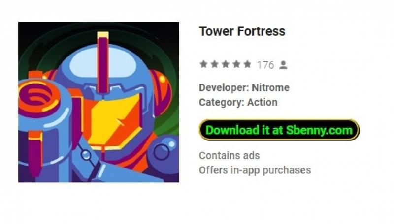 Torre Fortaleza + MOD