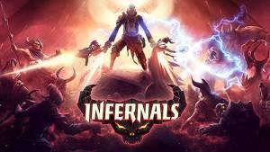 Infernals - Heroes of Hell + MOD