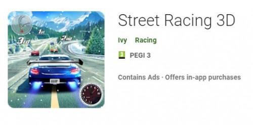Street Racing 3D + MOD