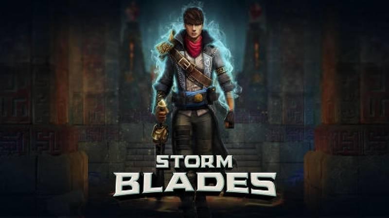 Stormblades + MOD