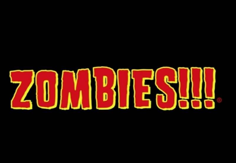 Zombies! Logħba tal-Bord