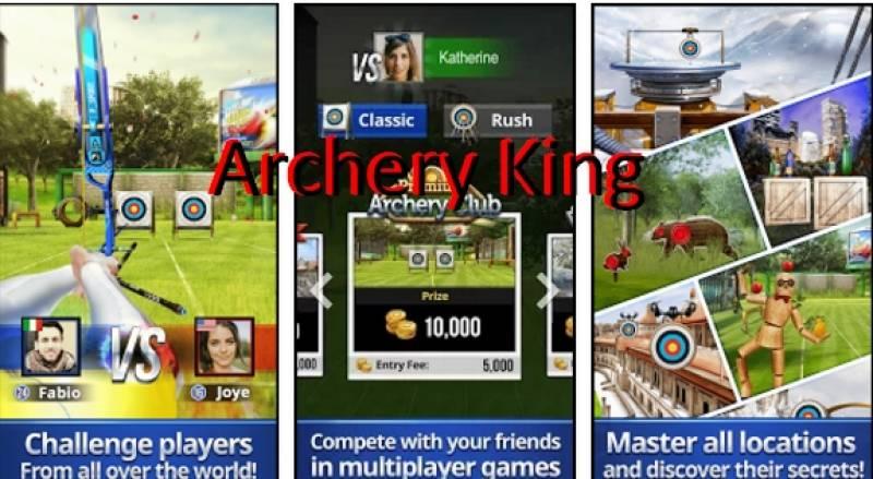 Archery König + MOD