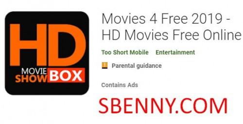 Фильмы 4 бесплатно 2019 - HD фильмы бесплатно онлайн + MOD
