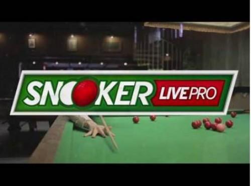 Snooker Live Pro & amp; Seis-vermelho + MOD
