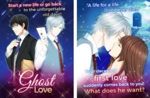 Otome-Spiel: Ghost Love Story + MOD