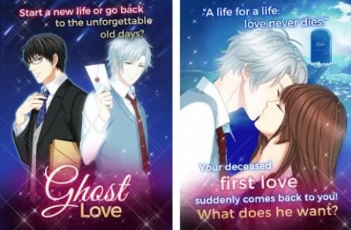 Jeu Otome: Ghost Love Story + MOD