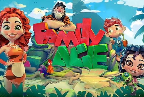 Edad familiar: juego de granja hermoso & amp; historias felices + MOD