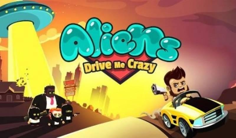 Aliens Drive Me Crazy + MOD