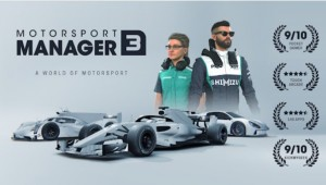 Motorsport Manager Mobile 3 + MOD