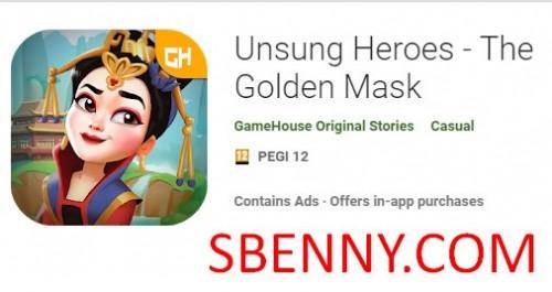 Héroes no cantados - La máscara de oro + MOD