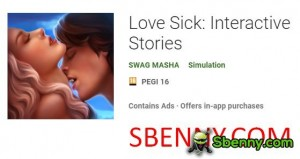 Love Sick: Interactive Stories + MOD