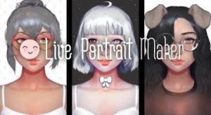 Live Portrait Maker: Girls + MOD