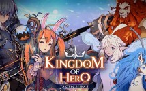 Kingdom of Hero: Guerre tactique + MOD