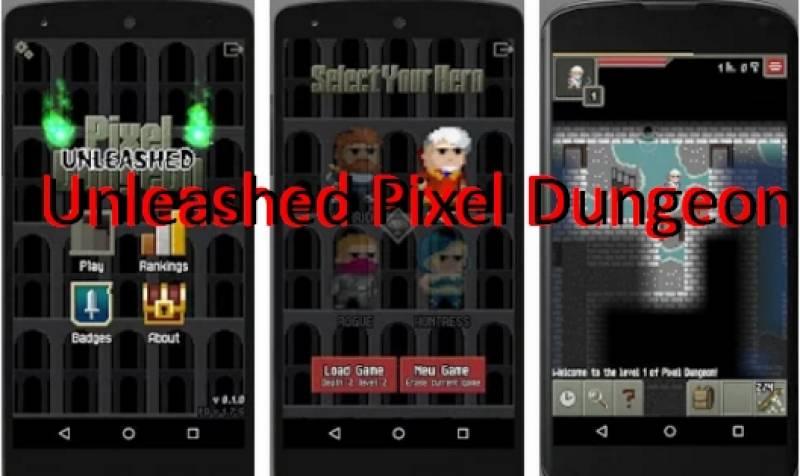 Desatado Pixel Dungeon + MOD