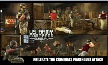 Commando US Army Survival + MOD
