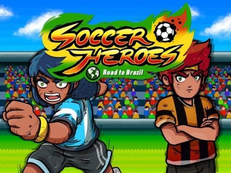Soccer Heroes RPG Pontuação Eleven Football Game 2018 + MOD