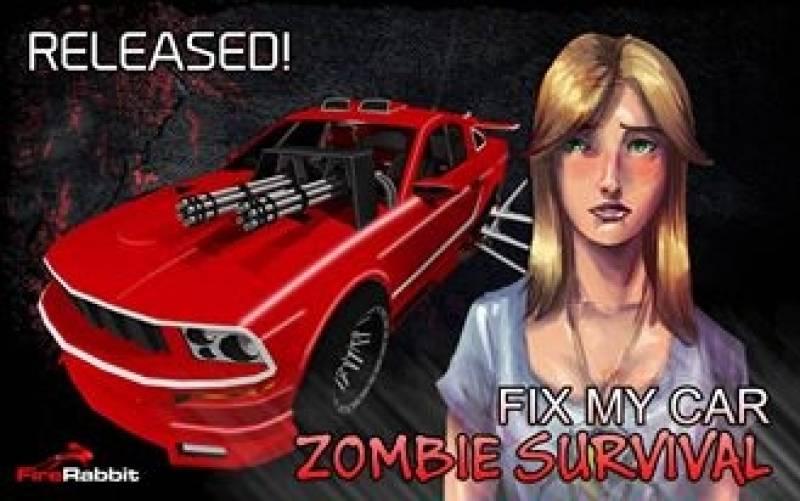 Fix My Car: Zombie Survival