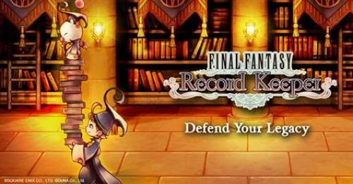 FINAL FANTASY Record Keeper + MOD