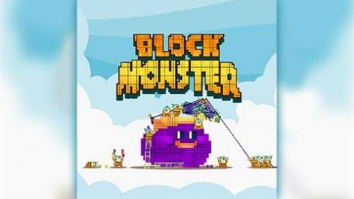 Block Monster + MOD
