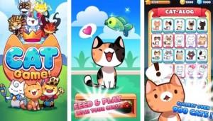 Jeu de chat - Le collectionneur de chats! + MOD