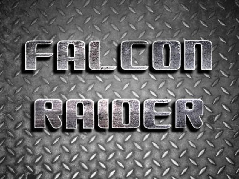 Falcon Raider completa
