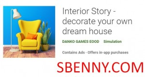 Interior Story - decorate your own dream house + MOD