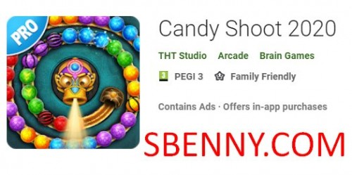 Candy Shoot 2020 + MOD