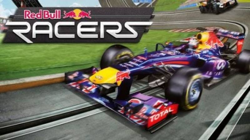 Red Bull Гонщики + MOD
