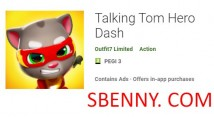 Talking Tom Hero Dash + MOD