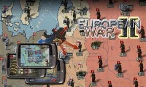 Guerra Europeia 3 + MOD