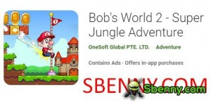 Bob's World 2 - Super Jungle Adventure + MOD