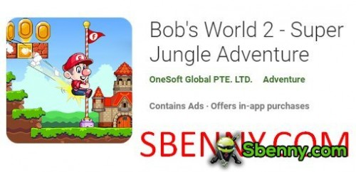 Mundo de Bob 2 - Super Jungle Adventure + MOD