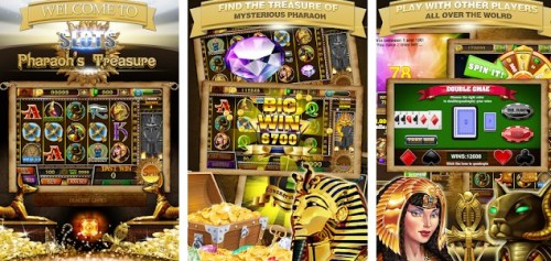 Tragamonedas - Pharaoh's Secret-Vegas Slot Machine Games + MOD